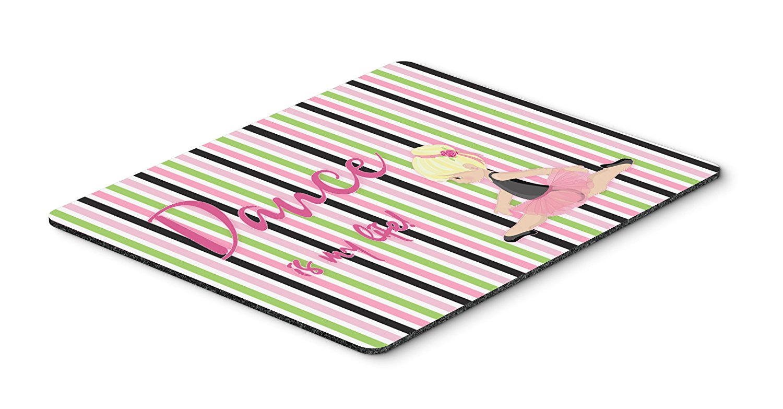Thảm lót chuột Caroline trên bàn của phong cách nghệ thuật Mousepad, versicolor, 7.75x9.25 (bb5395m