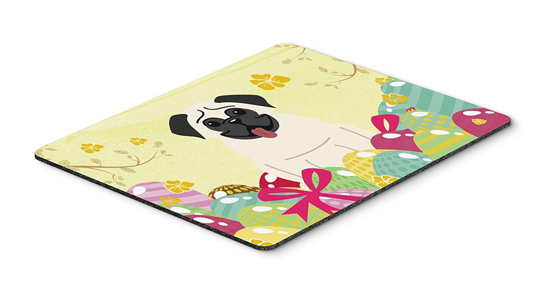 Thảm lót chuột Caroline trên bàn của phong cách nghệ thuật Mousepad,, 7.75x9.25 (bb6004mp versicolo