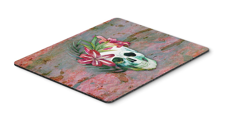 Thảm lót chuột Caroline trên bàn của phong cách nghệ thuật Mousepad,, 7.75x9.25 (bb5125mp versicolo