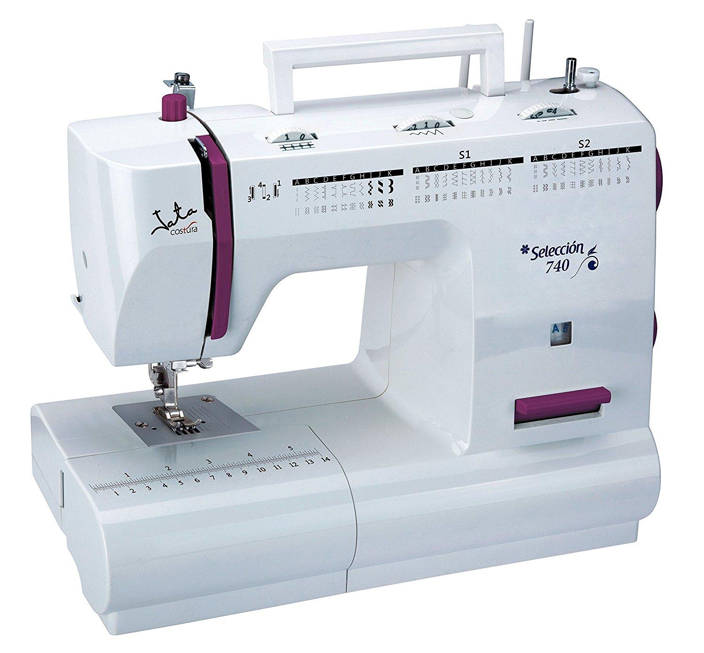 Máy may    Jata 36 x 17 x 28 cm Seleccion Sewing 740 Machine, White.