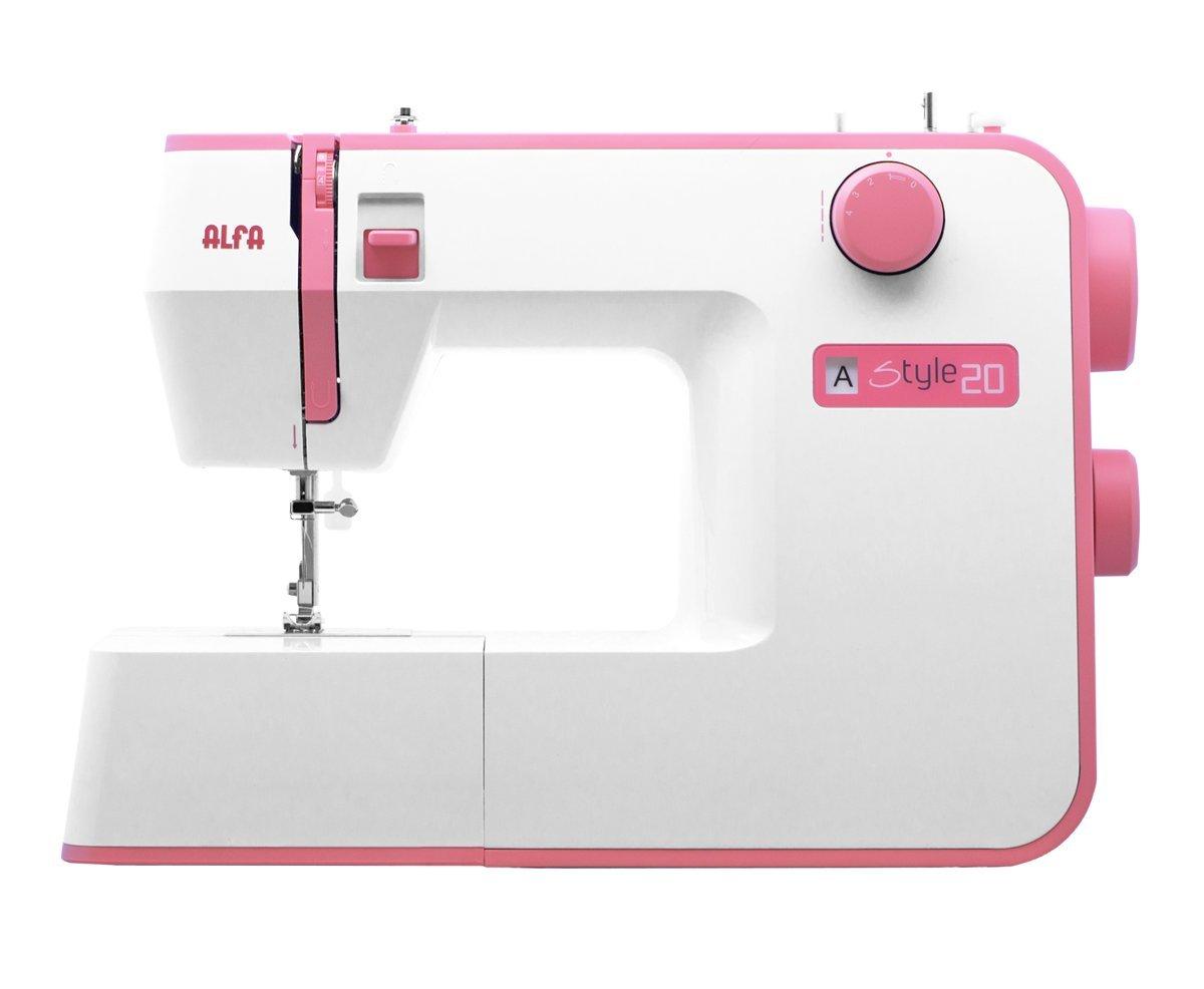 Máy may    Một chiếc Alfa Style20 Sewing Machine