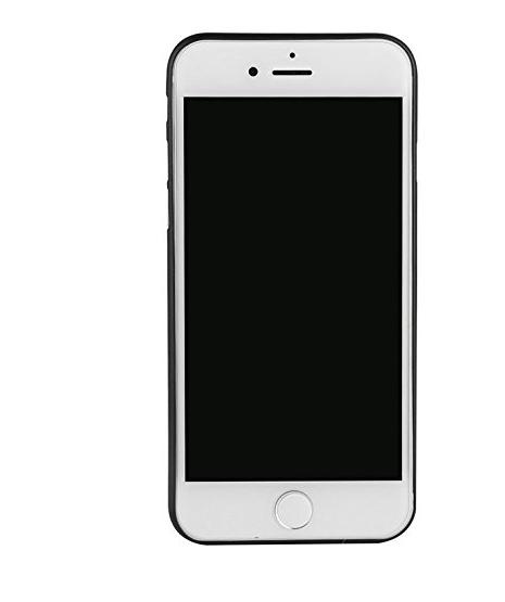 bao da điện thoại  Benks Aubance Marcus Apple iphone7 Lollipop series cả bảo vệ vỏ nho nhã đen