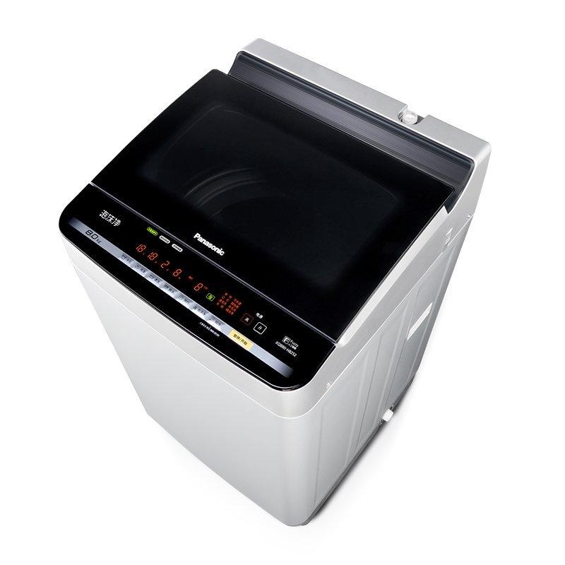 Máy giặt Panasonic Panasonic bong bóng sạch 8kg tự động hoàn toàn nhà máy giặt XQB80-H8252 (nhà cun