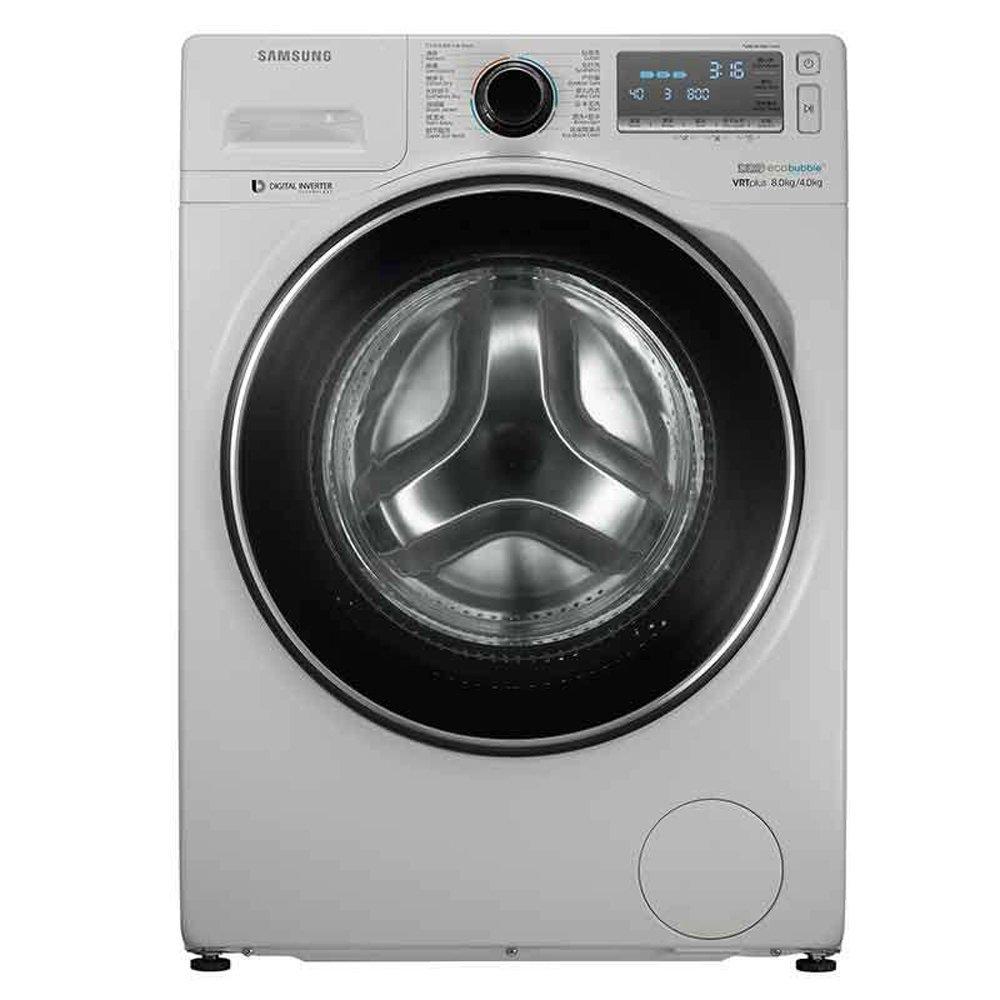 Máy giặt Samsung (SAMSUNG) WD80J7260GW/SC 8 kg, con lăn máy giặt thay đổi tần số công suất lớn chức