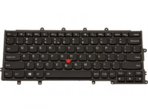 Bàn phím Nhớ fru04x0207 bàn phím đen.