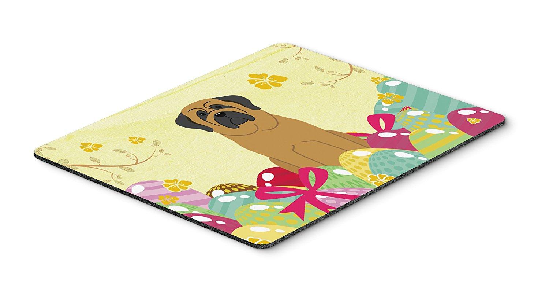 Thảm lót chuột Caroline trên bàn của phong cách nghệ thuật Mousepad,, 7.75x9.25 (bb6018mp versicolo
