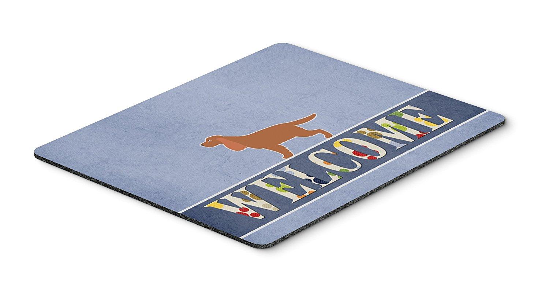 Thảm lót chuột Kho báu của Caroline, English Cocker Spaniel chào mừng Mousepad, nóng pad hay tam gi