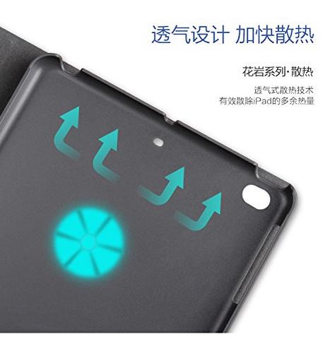 bao da điện thoại  Ken, Sawyer iPad mini4 ngủ đông để bảo vệ hệ bao súng cổ điển series mini 4 bao