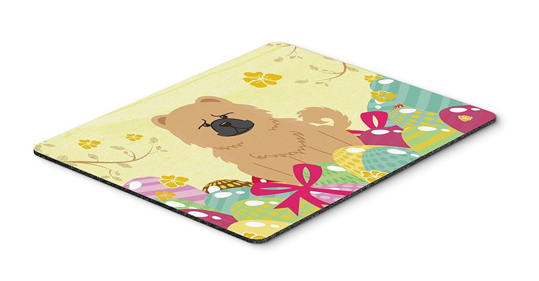 Thảm lót chuột Caroline trên bàn của phong cách nghệ thuật Mousepad, versicolor, 7.75x9.25 (bb6144m