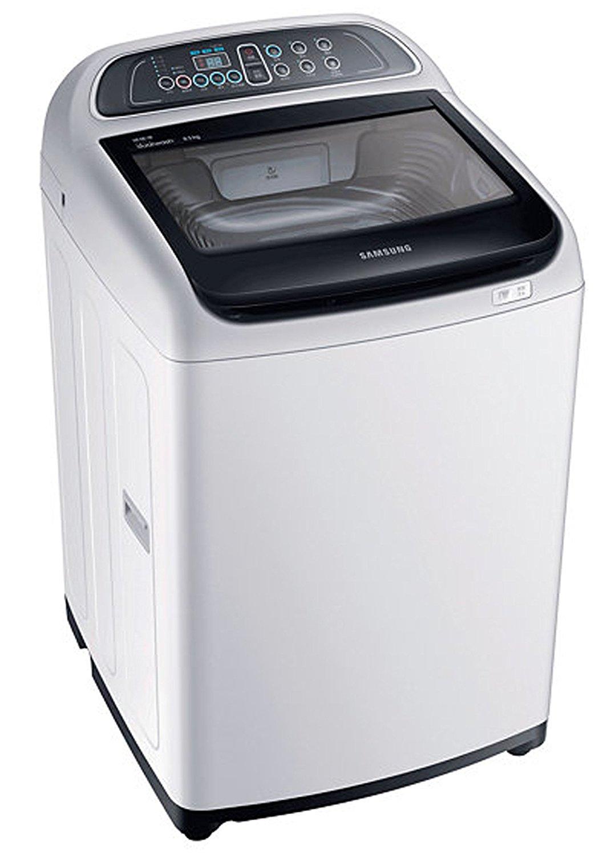 Máy giặt SAMSUNG Samsung XQB85-D86G/SC 8.5kg máy giặt tự động hoàn toàn. (Gray)
