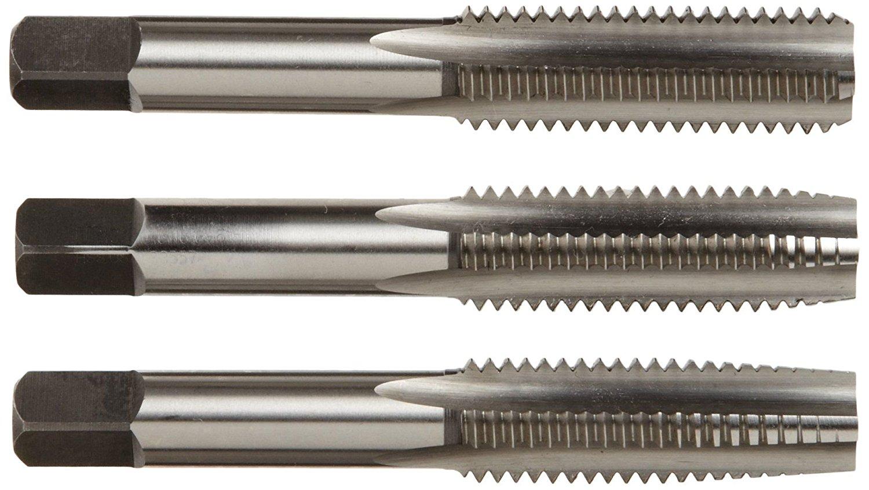 Dụng cụ thủ công Nên công cụ cshts70534 5 / 16-18 nón thép carbon bộ cone / Cắm / đáy