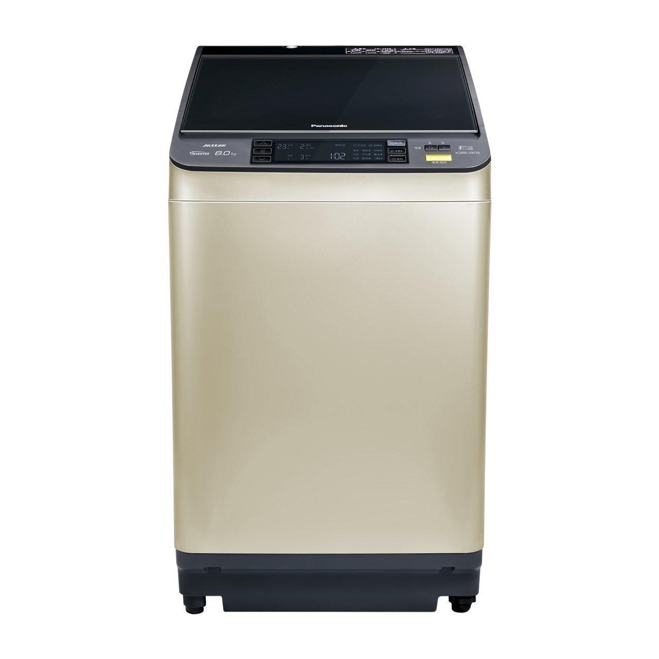 Máy giặt Panasonic Panasonic 8kg tự động hoàn toàn thay đổi tần số máy giặt công suất lớn XQB80-X815
