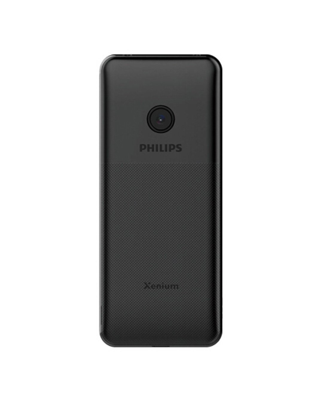 Mobile Communications Philips E168 black mobile Unicom 2G old phone dual card dual standby