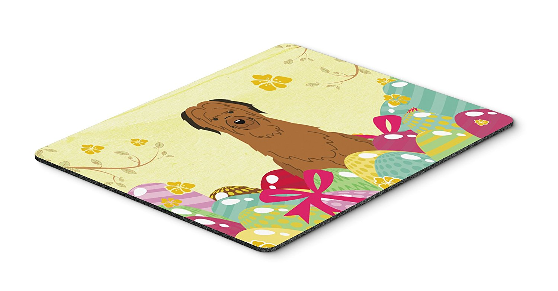 Thảm lót chuột Caroline trên bàn của phong cách nghệ thuật Mousepad, versicolor, 7.75x9.25 (bb6082m