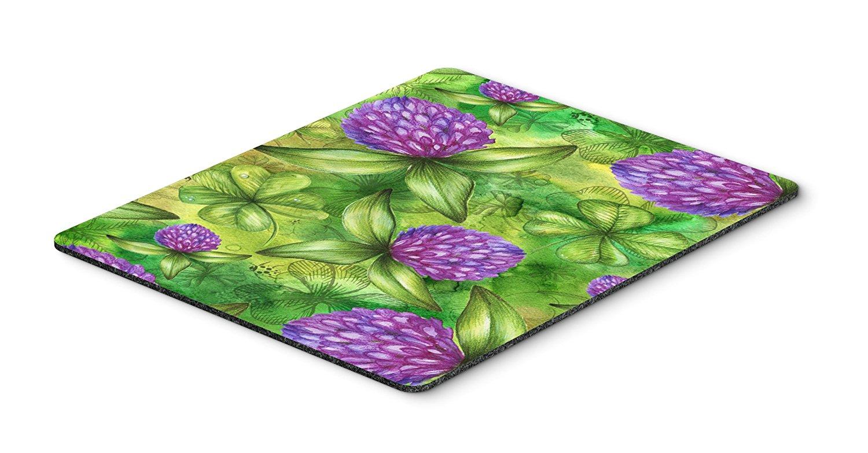 Thảm lót chuột Caroline trên bàn của phong cách nghệ thuật Mousepad,, 7.75x9.25 (bb5756mp versicolo