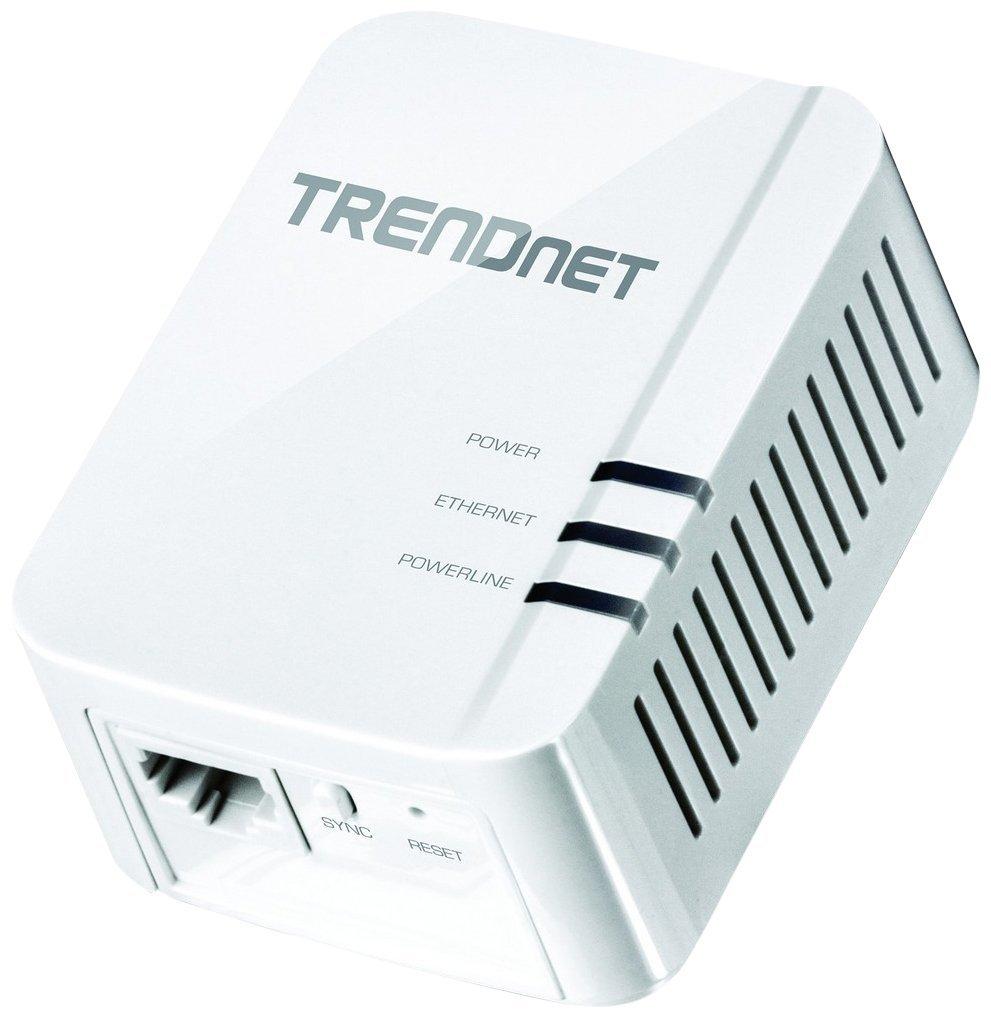 Adapter Powerline đơn TRENDnet TPL-420E 1200 AV2