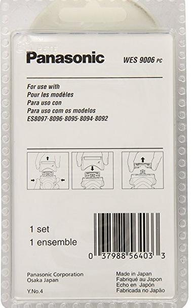 Dao cạo râu  Panasonic wes9006pc đàn ông trong lưỡi dao cạo điện thay thế lá bên ngoài.
