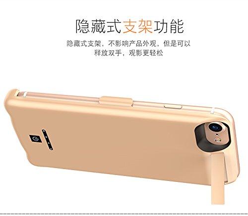 iphone6s clip sạc pin và lưng 8000mah báu Apple 6S thêm điện thoại di chuyển điện khẩn cấp khinh bạc