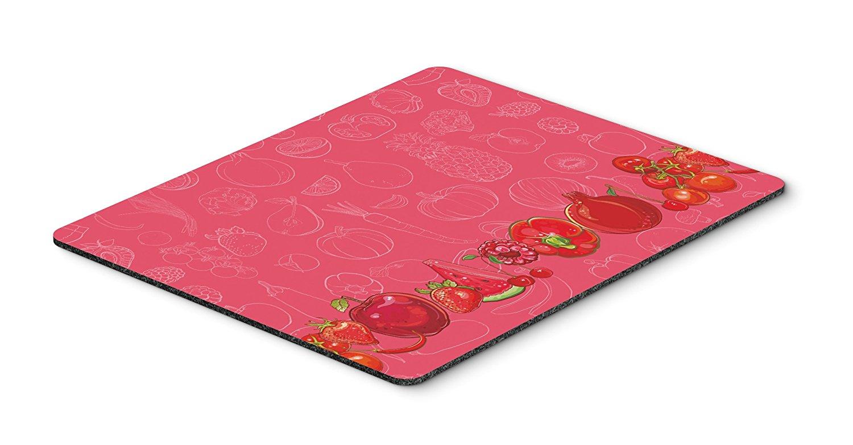 Thảm lót chuột Caroline trên bàn của phong cách nghệ thuật Mousepad,, 7.75x9.25 (bb5133mp versicolo