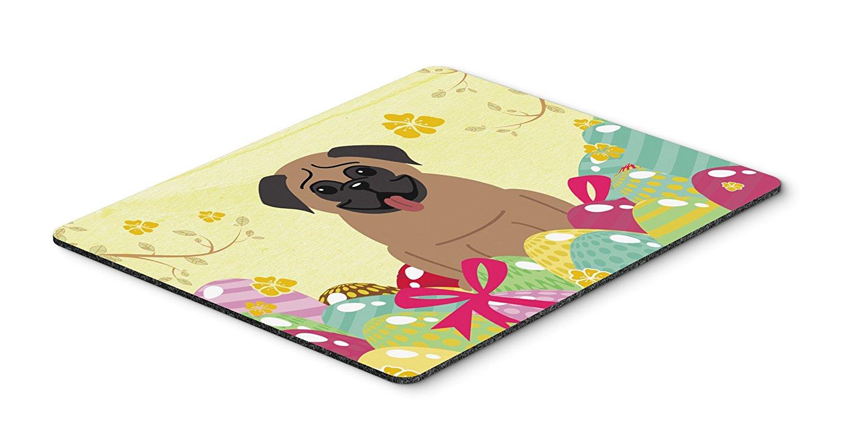 Thảm lót chuột Caroline trên bàn của phong cách nghệ thuật Mousepad,, 7.75x9.25 (bb6005mp versicolo