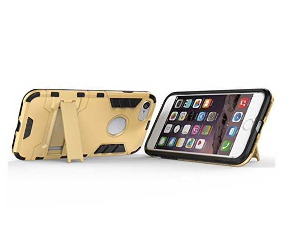 bao da điện thoại  Tháo vát Apple iPhone6 /6 vỏ điện thoại di động iPhone6 /6 bộ giáp Phòng ngã man