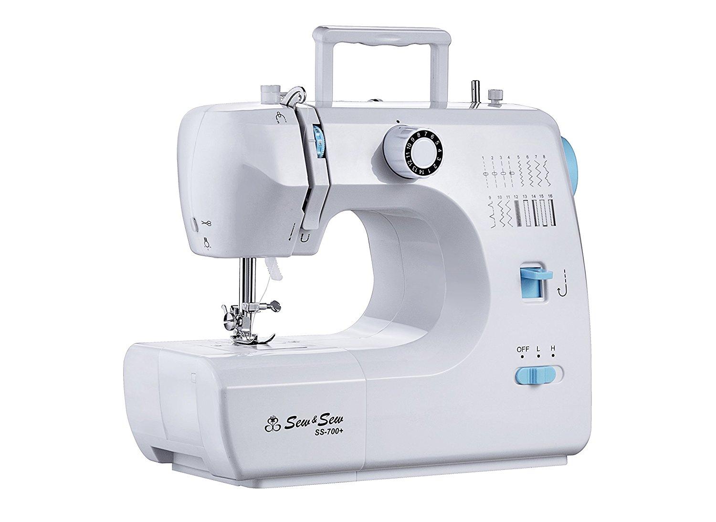 Máy may    Michley SS-700+ Desktop 16-Stitch Sewing Machine