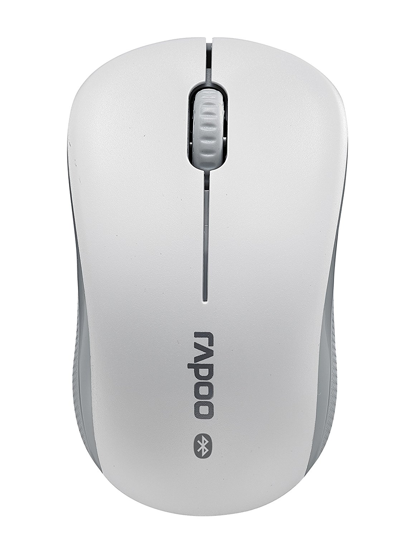 Chuột vi tính Ray Bách 6010b Bluetooth Quang 1000dpi khéo léo của chuột đen (Bluetooth, du lịch, nh