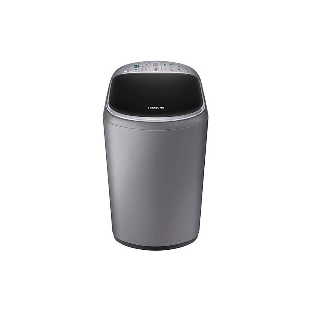 Máy giặt Samsung (SAMSUNG) XQB30-F88X 3 kg nấu máy giặt máy giặt xám.