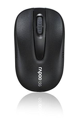 Chuột vi tính 1070p ray Bách (RF chuột quang vô tuyến, văn phòng, và màu đen, ambidextrous, USB.
