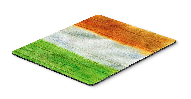 Thảm lót chuột Caroline trên bàn của phong cách nghệ thuật Mousepad, versicolor, 7.75x9.25 (bb5753m
