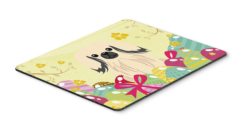 Thảm lót chuột Caroline trên bàn của phong cách nghệ thuật Mousepad, versicolor, 7.75x9.25 (bb6106m