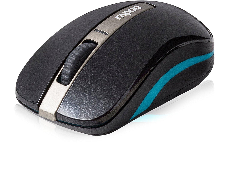 Chuột vi tính Ray bách 6610 V3.0 Light Bluetooth chuột - đen.