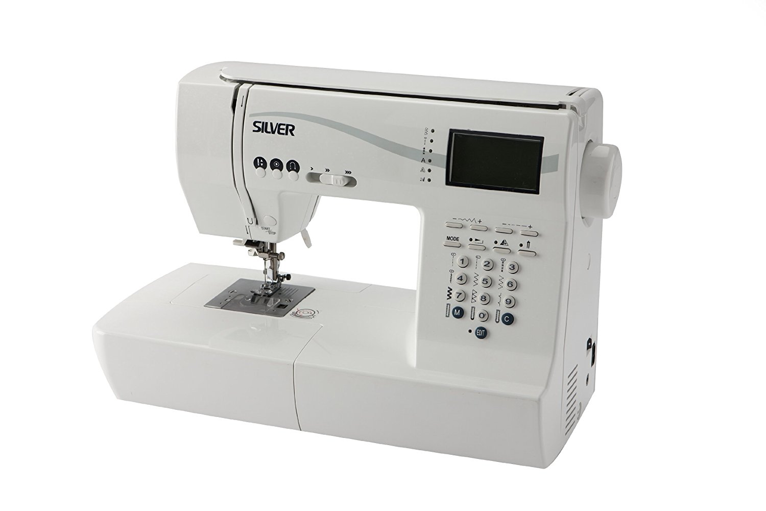 Máy may    Silver Viscount 9500E Computerised Sewing Machine