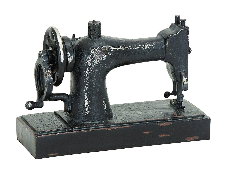 Máy may   Benzara Industrial Age Sewing Machine Decor