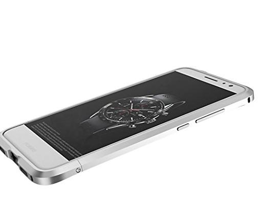 bao da điện thoại  Shō bộ khung vỏ kim loại điện thoại đơn giản. Thời trang bền chống rơi điện thoạ