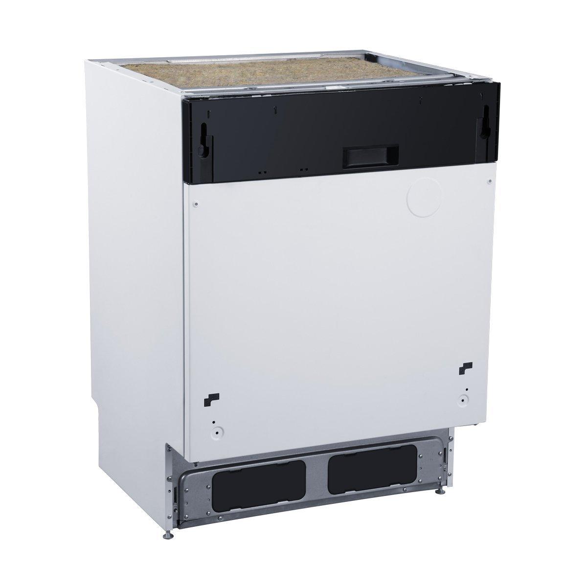 Máy rửa chén Haier Hale WQP12-CBE7H-T cả máy rửa bát (cần ngoài khảm trang trí ván cửa)