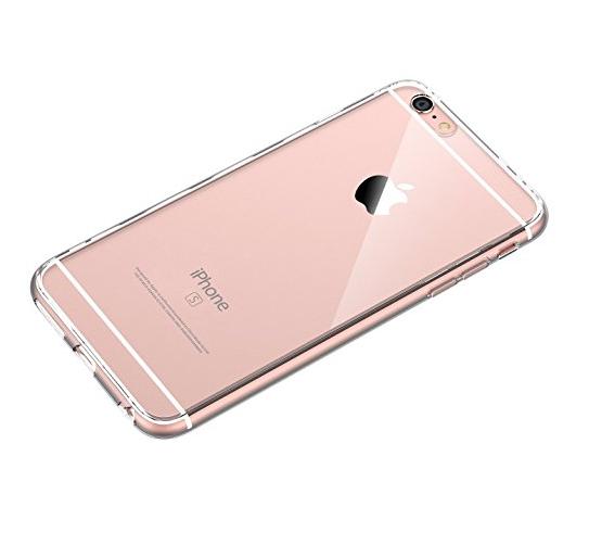 bao da điện thoại  táo Mỹ 6S thêm vỏ điện thoại iPhone6 /6 thêm bộ bảo vệ hệ vỏ mềm TPU silica gel
