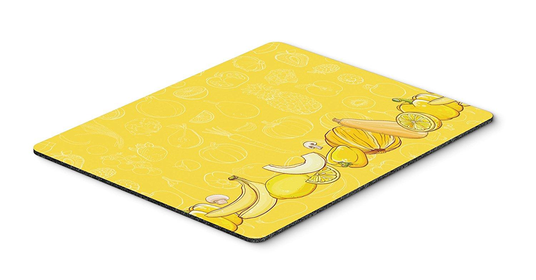 Thảm lót chuột Caroline trên bàn của phong cách nghệ thuật Mousepad,, 7.75x9.25 (bb5134mp versicolo
