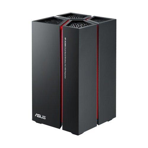 Modom ASUS EA-AC87 của ac1800 điểm truy cập / phương tiện truyền thông, cây cầu, 5 GHz WiFi, 4 người