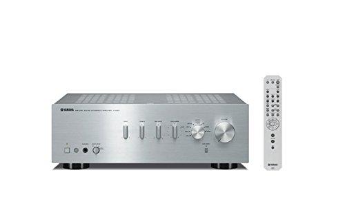 Cinema gia đình YAMAHA chiếc Yamaha A-S301 stereo bạc (nhà cung cấp dịch vụ trực giao).