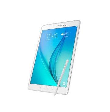 Máy tính bảng Samsung (SAMSUNG) Tab-A-S P555C 9.7 inch máy tính bảng ( bút 4G) ngọc trắng.