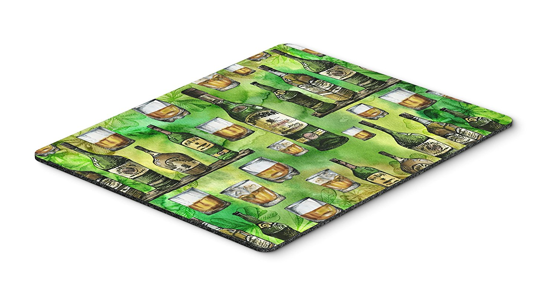Thảm lót chuột Caroline trên bàn của phong cách nghệ thuật Mousepad, versicolor, 7.75x9.25 (bb5757m