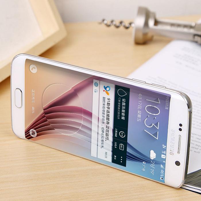 Samsung / Samsung Galaxy S6 Edge sm-g9250 4G khúc màn hình <font color='red'>điện thoại</font> di động viễn thông.
