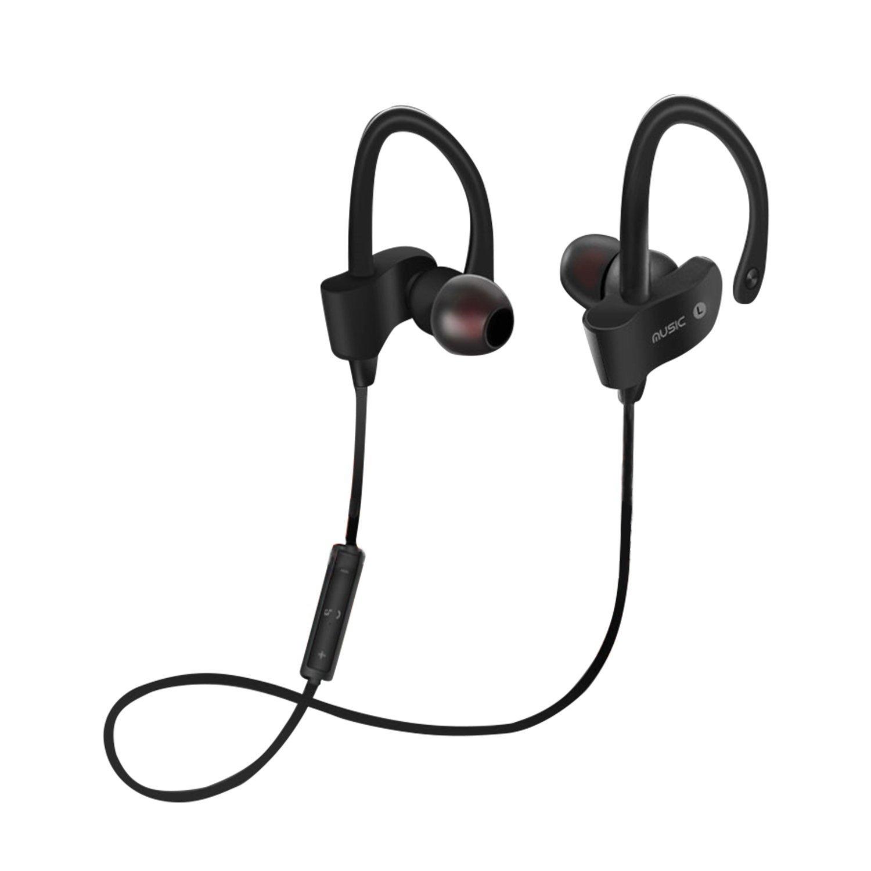 Topwise Bluetooth không dây tai nghe 4.1 vận động nặng chạy bass đôi tai nghe được giọng nói nghe lọ