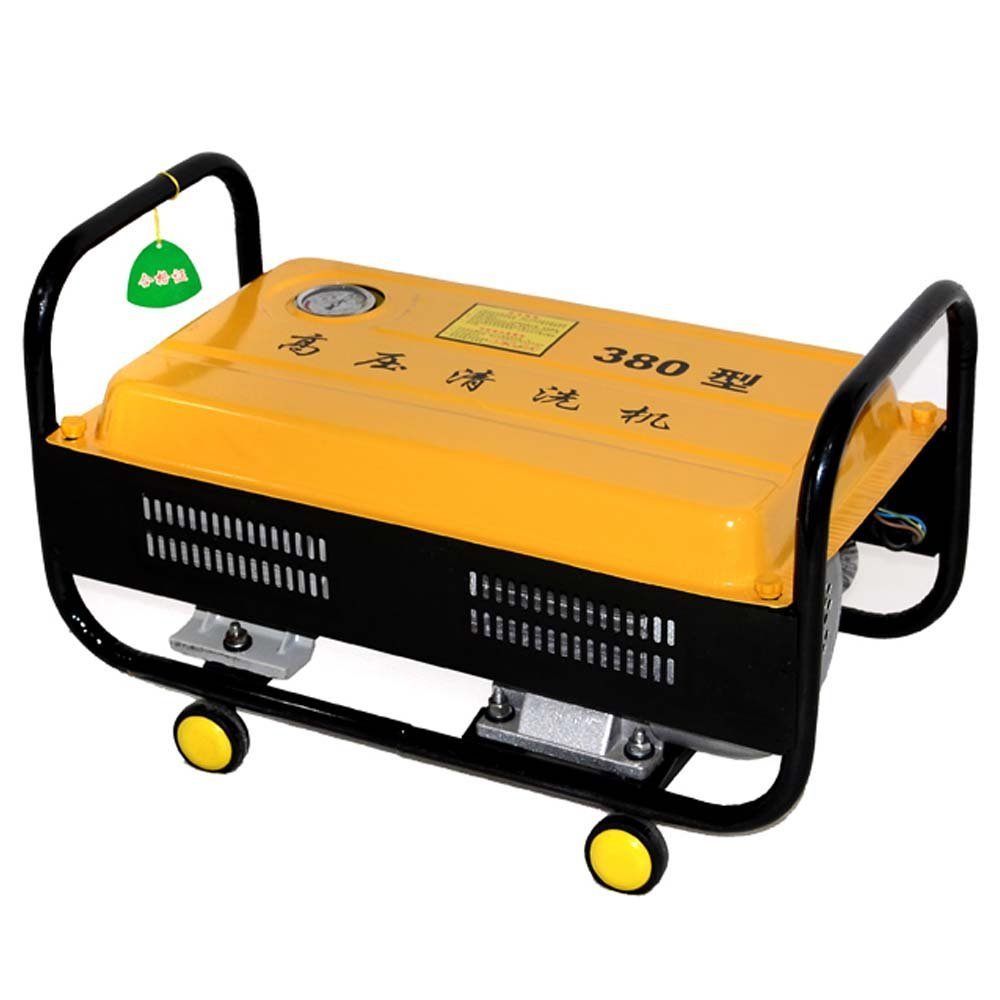 May rua xe Stirk all copper high-pressure cleaning machine, |380 car washing machine, car washer, hi