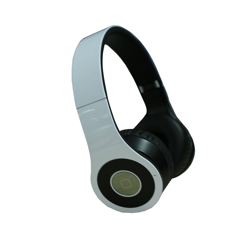 Bluedio Xanh dây r 8 kênh 8 loại tai nghe Bluetooth đeo sừng đầu Hifi dây tai nghe stereo
