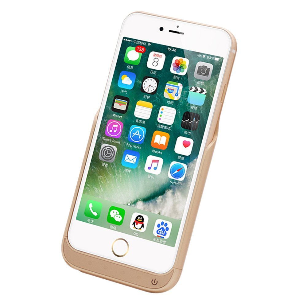 Suoshi Suoshi apple <font color='red'>iphone</font>6/6s clip battery charging mobile phone battery special treasure <font color='red'>iphone</font>7 m