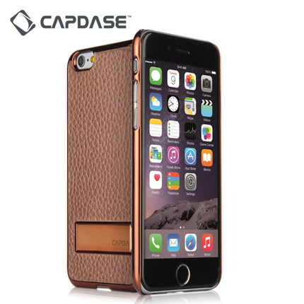 Capdase Capdase apple 6Plus mobile shell belt support iPhone 6p anti fall protective sleeve hard 5.5