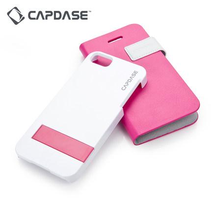 Capdase/ Capdase Apple phone shell flip iPhone5/5s/SE all inclusive anti fall sheath brief daughter