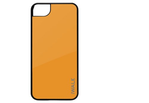 IWALK Aiwoke BCM002IH <font color='red'>iphone</font>5/5S protective shell (black box + yellow)